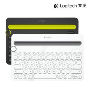 罗技k480无线蓝牙键盘ipad苹果平板安卓iphone99元