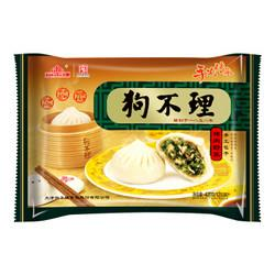 狗不理天津狗不理冷冻手工野菜包子420g(12个) 8.04元(需买6件,共48.24元)