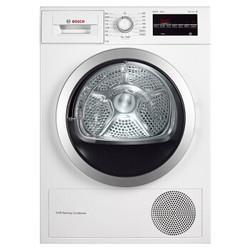 BOSCH博世4系列WTW875601W定频热泵烘干机9kg白色 7699