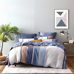 MERCURY水星家纺床上四件套纯棉斜纹床品套件被套床单被罩弗利安小陈序兴Q威W秒E品领卷 169元