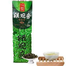 一农一级粒粒香铁观音250g/袋乌龙茶茶叶福建茗茶 11.13元(需买3件,共33.39元)