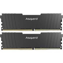 Asgard阿斯加特洛极T2DDR43000MHz台式机内存条16GB(8GBx2)369元(需用券)