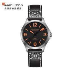 HAMILTON汉米尔顿H76235731卡其航空系列男士瑞士自动机械手表