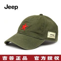 JEEP吉普P18046男士棒球帽 64元