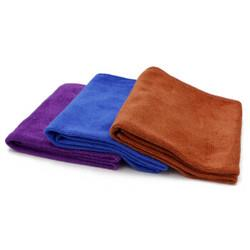 奥吉龙洗车毛巾擦车布专用加厚吸水不掉毛大小号多功能刷车巾蓝色紫色咖啡三条装 5.86元(需买19件,共111.4元)