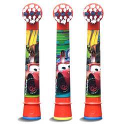 Oral-B欧乐-BEB10儿童电动牙刷头疯狂赛车3支装 104元(需买2件,共208元)