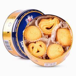GPR金罐马来西亚原装进口GPRGPR黄油曲奇(饼干)150g 8.96