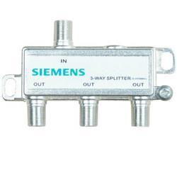 SIEMENS西门子5UH84251NC53电视信号分支器一进三出 30.59元