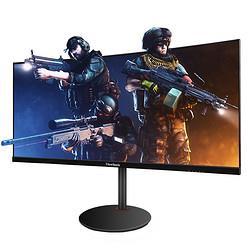 ViewSonic优派21:9带鱼屏200hz曲面30英寸显示器VX3015电竞游戏2K宽屏电脑35显示屏黑色1589元