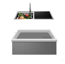 FOTILE方太JBSD2F-Q5H嵌入式水槽洗碗机6-7套 6799