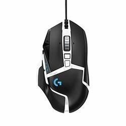 Logitech罗技G502SEHero熊猫版有线鼠标16000DPIRGB黑色 289元