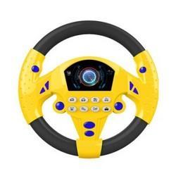 万力睿儿童玩具副驾驶方向盘 18.21元(需用券)
