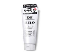 Shiseido 资生堂 UNO 男士净颜+控油洁面乳130gx2件