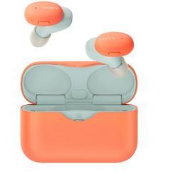 SONY索尼WF-H800入耳式真无线蓝牙耳机橘色1099元