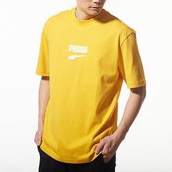 PUMA彪马DowntownTee59734825男士短袖T恤    109元