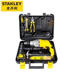 STANLEY史丹利STDH7213V13mm720w冲击钻金属齿轮箱套装    289元