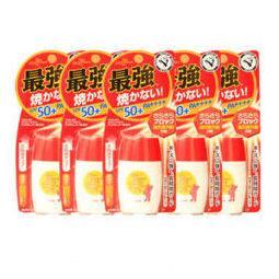 OMI 近江兄弟 红色小熊抗紫外线防晒霜 SPF50 PA 30毫升 防晒很棒 网易考拉海购16.9元