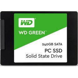 WesternDigital西部数据S240G1G0AGreen系列固态硬盘240G 269元