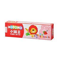 LION狮王小狮王儿童牙膏草莓味50g 13.16元