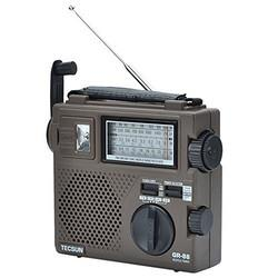TECSUN德生GR-88手摇发电收音机145元