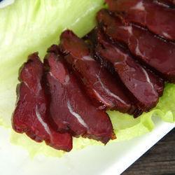 京东PLUS会员:湖南特产农家自制烟熏腊味大块腊牛肉1斤56.9元(需用券)