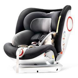 Savile猫头鹰M173A妙转儿童安全座椅0-7岁银河黑 1841元