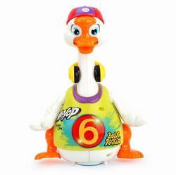 HuileTOY'S汇乐玩具828早教益智摇摆鹅红色电池版+凑单品62.4元(需用券)