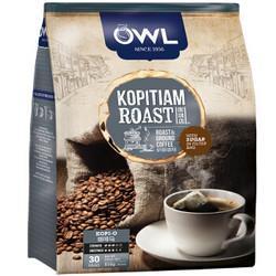 马来西亚进口猫头鹰(OWL)研磨滤泡无植脂末添加棉袋浸泡可冷萃黑咖啡30条510g 39.2元(需买4件,共156.8元)