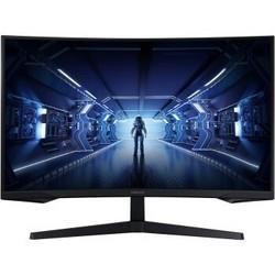 SAMSUNG三星玄龙骑士G5系列C32G55TQWC31.5英寸电竞显示器(2560×1440、144Hz、HDR10、1000RVA)2199元