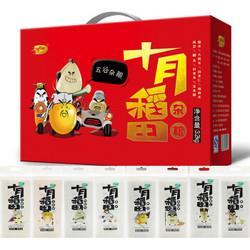 SHIYUEDAOTIAN十月稻田十月稻田五谷杂粮礼盒3.2kg 48.33