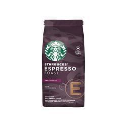 STARBUCKS星巴克意式浓缩烘焙咖啡豆200g 75元
