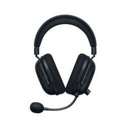 RAZER雷蛇旋风黑鲨V2专业版耳罩式头戴式蓝牙耳机黑色1079元