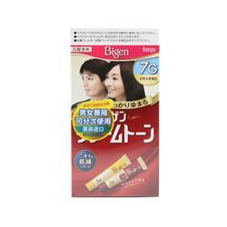 美源(Bigen)可瑞慕染发膏80g(自然棕黑色7G)温和盖白日本进口男女通用可多次使用易上色持久性好*3件152.1元(合50.7元/件)