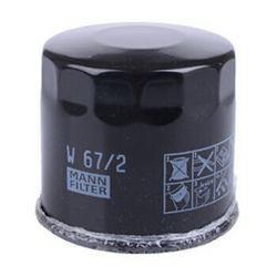 MANN曼牌W67/1机油滤清器日产、马自达车系专用*8件