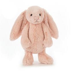 Jellycat邦尼兔经典害羞系列柔软毛绒玩具公仔米色兔子大号38cm