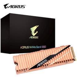 GIGABYTE技嘉AORUSM.2NVMeSSD固态硬盘1TB1499元