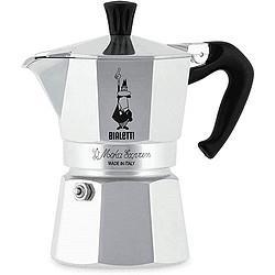 Bialetti比乐蒂22铝制咖啡煮壶130ml银色 117.31元