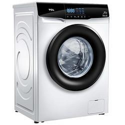 TCLXQGM100-S300BJD10公斤滚筒洗衣机1899元