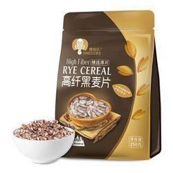 SHEGURZ穗格氏高纤黑麦片350g*7件