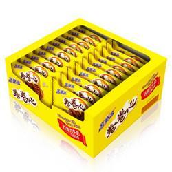 高乐高巧克力味卷卷心25g*24枚600g营养早餐办公室点心西式夹心蛋糕29.9元(需用券)