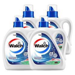 Walch威露士抗菌有氧洗衣液(2kgx2瓶+1kgx2瓶) 42.7