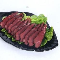 京东PLUS会员:腊牛肉湖南特产农家自制烟熏腊味大块牛肉1斤54.9元(需用券)