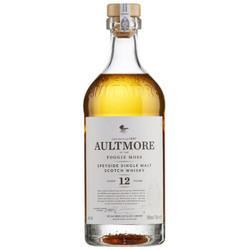 欧摩12年斯贝塞单一麦芽威士忌酒700ml*3件902.81元(合300.94元/件)