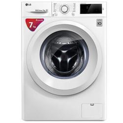 LG乐金WD-L51HNG20变频全自动滚筒洗衣机7公斤奢华白2300.05元(需用券)