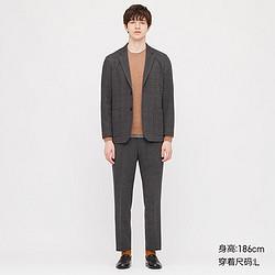 UNIQLO优衣库430237男士休闲九分裤 99元
