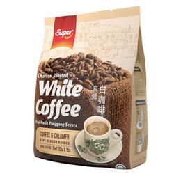 SUPER超级咖啡与奶精炭烧白咖啡375g 29.93元(需买5件,共149.63元)