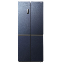 Ronshen容声晶钻系列BCD-513WD17FP风冷十字对开门冰箱513L晶蓝色 4999