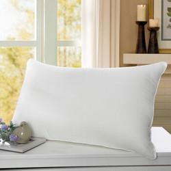 SOMERELLE安睡宝杜邦纤维全棉面料舒芯可水洗高弹枕头枕芯48*74cm