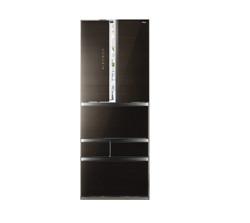 东芝(Toshiba)多门大容量冰箱601升轻触式开门中置果蔬室约60min快速制冰GR-RM631WE-PG1A2    25999元