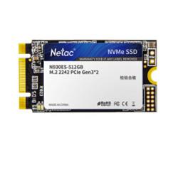 朗科(Netac)512GBSSD固态硬盘M.2(NVMe协议)绝影N930ES439元